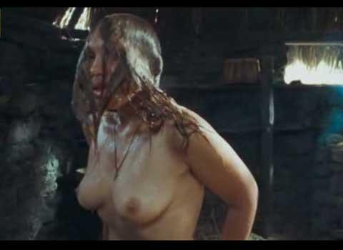 Три сцены принудительного совокупления с сельской девкой.