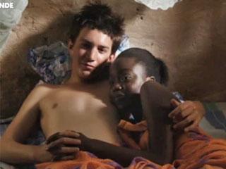Первая любовь в Африке