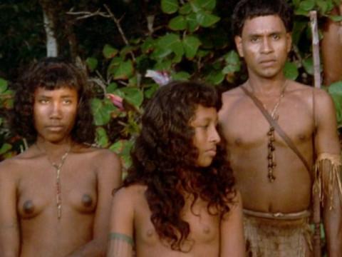 Колумб и индейцы
