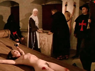 Пытки и разврат за стенами монастыря