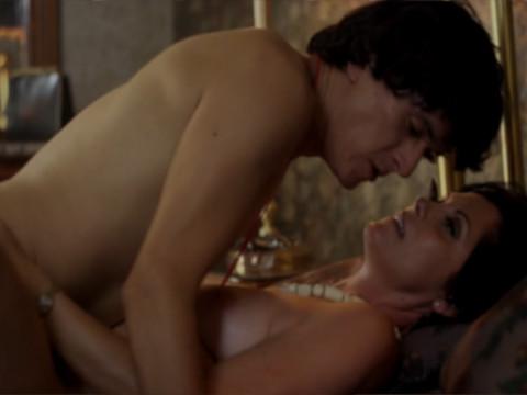 Гей пробует секс с женщиной