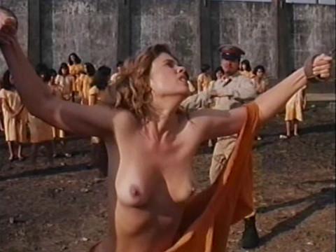 Жестокая женская тюрьма для наркоторговцев