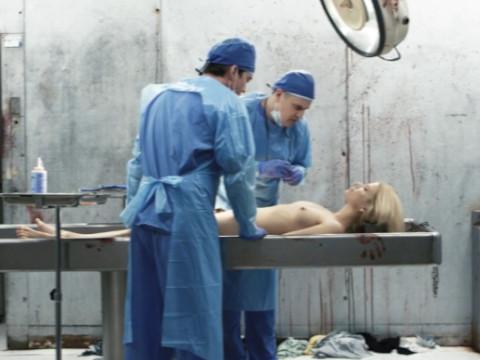 Женщину похитили для трансплантации