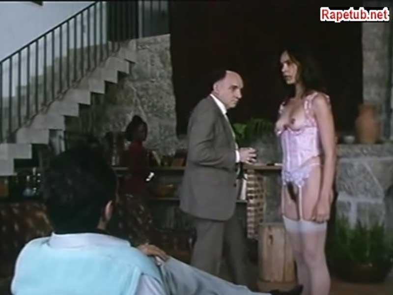 Мастурбация и принуждения, сцена из фильма Откровение.