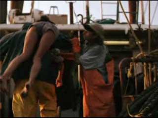 Фильм про рыбаков убийц и насильников.