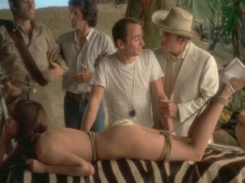 Создавая порно фильм - французская комедия