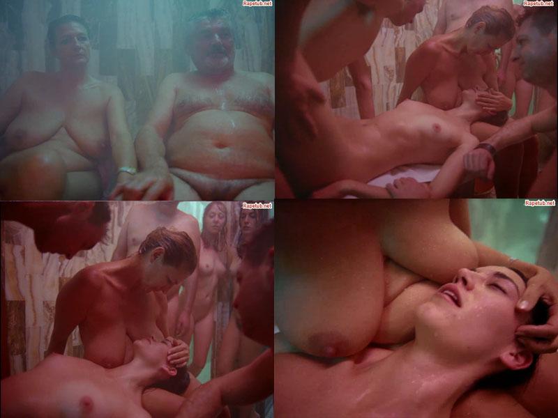 сидит порнографические фильмы в сауне более красива